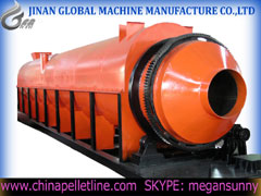 Efficient Type Rotary Dryer
